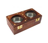 Wooden dryfruit box