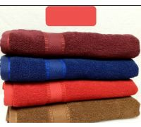 Towel bath towel pure cotton bath towel set of 2