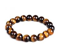 Tiger eye bracelet natural tiger eye