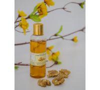 walnut oil unrefined pure Akhrot oil  100ml brand seema govind