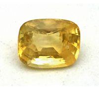 yellow Sapphire pukhraj  6.25 ct