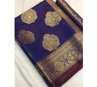 Saree Banarasi code 3