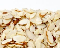 Badam cutting almond slices 200gm00 gm