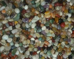 Mix stone tumble 100gm