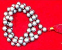 Parad mala 108 beads mercury mala