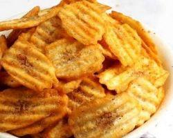 Potato chips Tomato flavour wafers 200gm