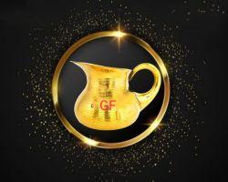 Brass jug  brass water jug UK style 750ml capacity