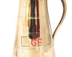 Bronze jug kanse ka jug 1 liter capacity