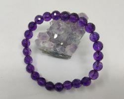 Amethyst stone bracelet High grade amethyst stone bracelet