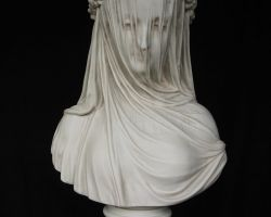 Women Marble statue beautiful woman sculpture of white marble