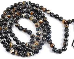 Sulemani hakik mala 108 beads
