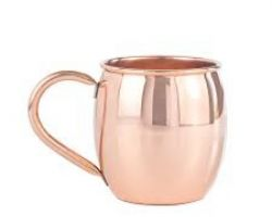 Copper cup copper mug A