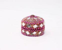 Handicraft sindur box, jwellery box