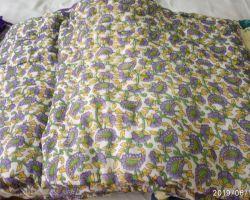 Jaipuri quilt light weight jaipuri rajai double bed code 12