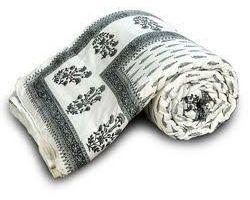 Jaipuri quilt light weight jaipuri rajai single bed code 4