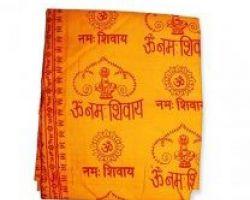 Om namah shivay shawl