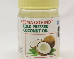 Cold pressed coconut oil extra virgin coconut oil 200 ml