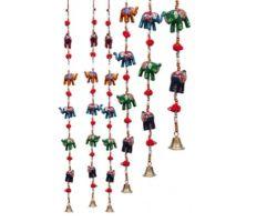 Rajasthani handicraft elephant hanging set of 2
