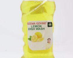 Dishwash lemon 750 ml brand seema govind