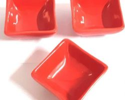 Sauce bowl set of 3