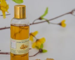 Pure walnut oil 60 ml brand seema govind