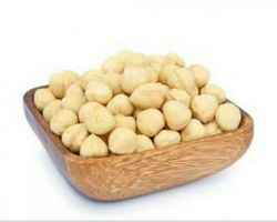 Hazelnut without shell 200 gm brand seema Govind