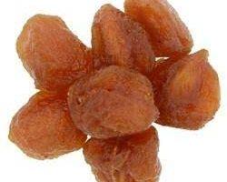 Dry alu Bukhara dry plum dry aloo Bukhara 100 GM