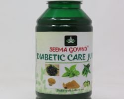 Diabetic care juice 500 ml brand seema govind