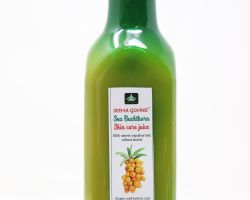 Sea buckthorn juice skin care juice 500 ml brand seema govind
