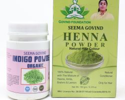 Combo hinna powder + indigo powder