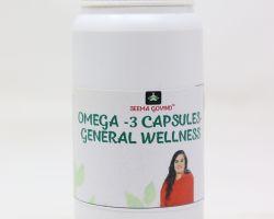 Omega 3 capsules brand seema govind