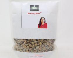 Green coffee beans 250 gm brand seema govind
