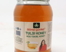 Tulsi honey 500 gm  brand seema govind