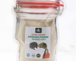Sheekakai powder  250 gm brand seema govind
