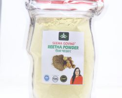 Reetha powder 500gm brand seema govind