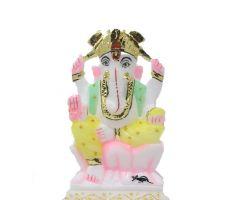 Ganesh murti marble ganesh idol