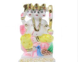 Kartikey murti marble kartikey idol