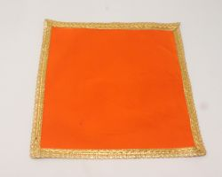 Pooja cloth 10×10 inches