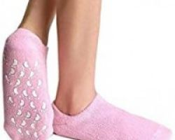 Spa gel moisturising socks