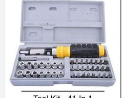 Tool kit 41 in one