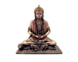 Panchdhatu hanuman ji idol