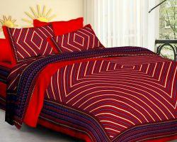 Bedsheet double bed cotton code 8