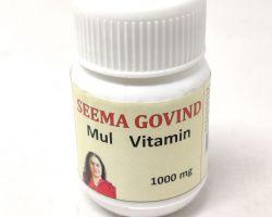 Multi vitamin capsule
