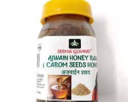 Ajwain honey pure  250gm brand seema govind
