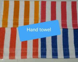 Hand towel pure cotton towel set of 4