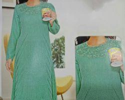 Woolen long kurti  long woolen gown kurti D