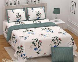 Cotton bedsheet double bed Royal grade code 3