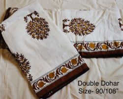 Dohar double bed AC quilt code 2