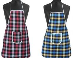 Apron dress set of 2