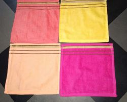 Face towel super quality set of 5